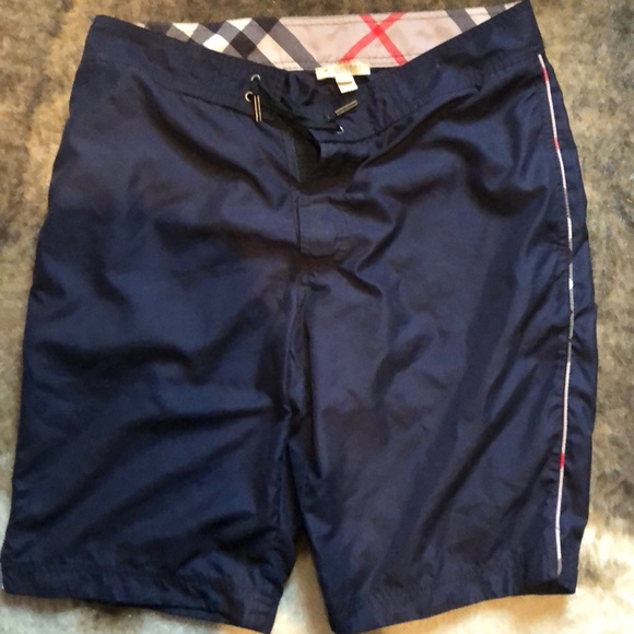 8cd60d87f3c0 Burberry Other - Men s Burberry swim trunks size M